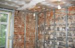 Все известные способы как приклеить гипсокартон к стене