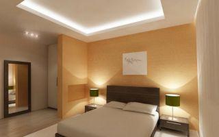 Создание скрытой подсветки в потолке из гипсокартона
