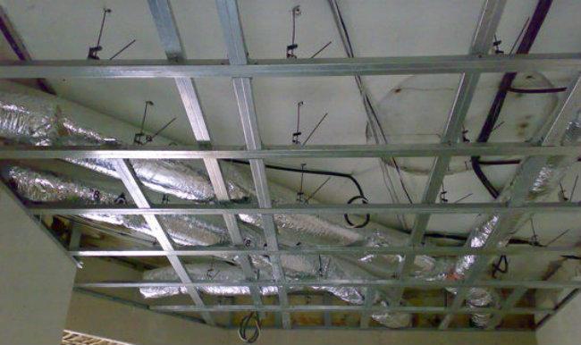 каркас для потолка