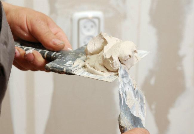 Шпаклевка гипсокартона под покраску: выбор смеси и этапы работы