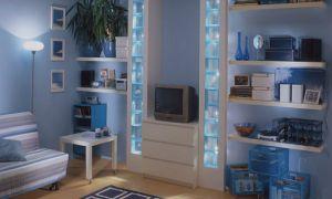 Мебель из гипсокартона: советы по изготовлению
