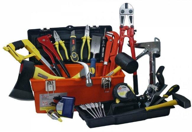 инструменты для установки гипсокартона